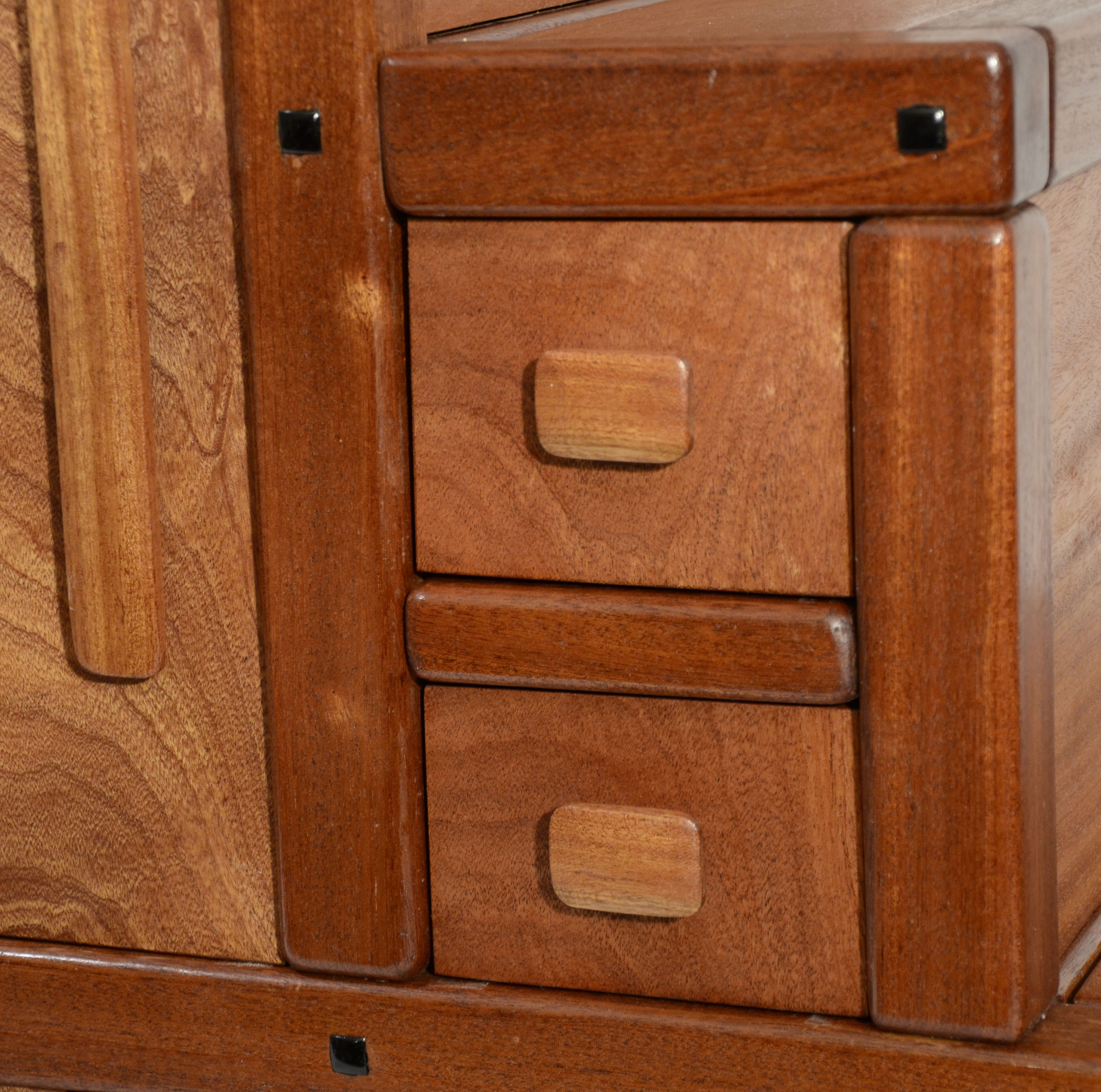 Japanese Step Chest Greene And Greene Silverpearl