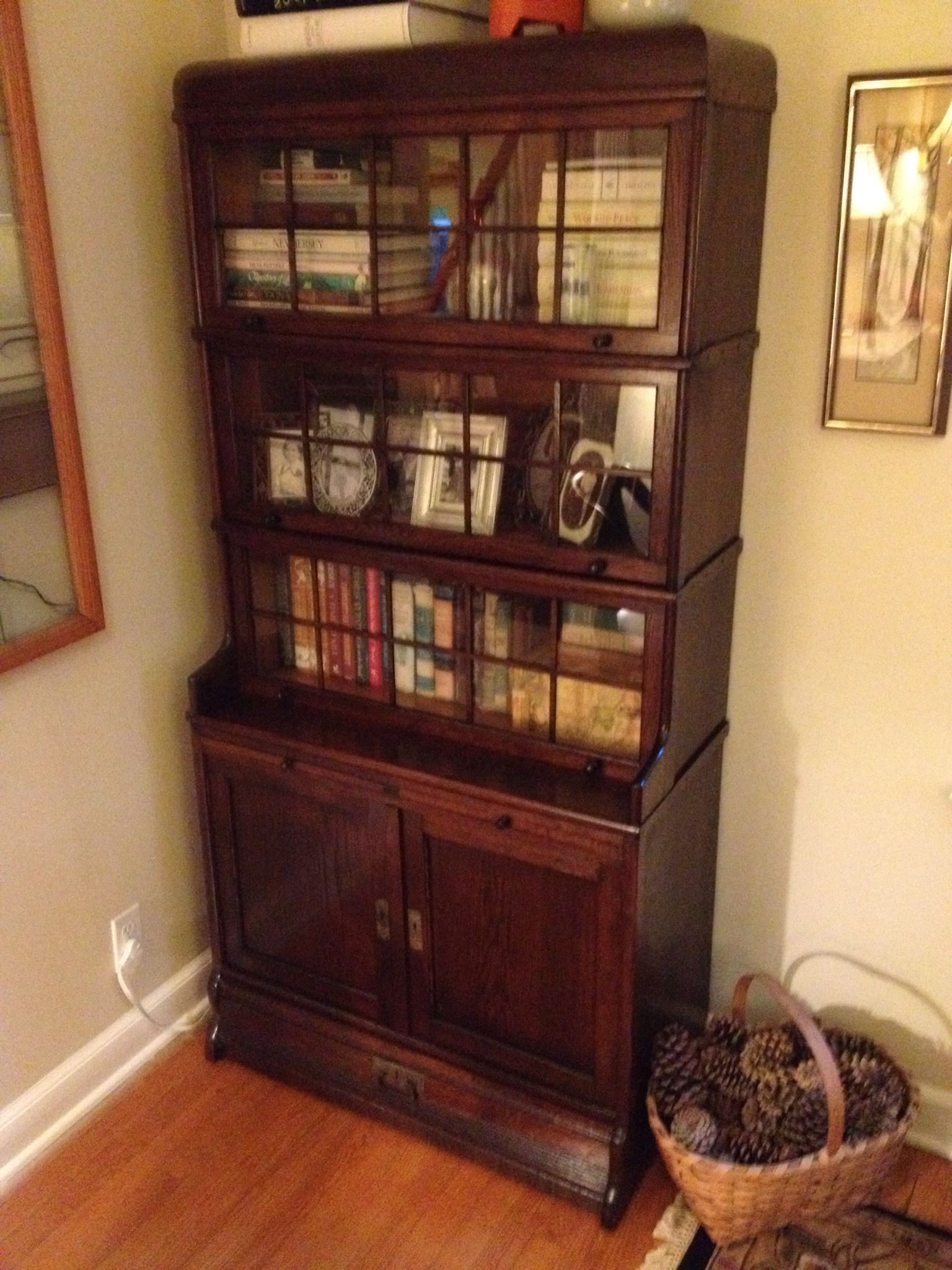 Arts And Crafts Bookcase Silverpearl Woodworking